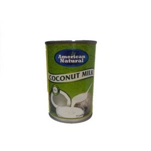 American Natural Coconut Milk + شیر نارگیل + شیر نارگیل American Natural